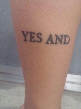 להגיד כן (שינוי תודעתי)